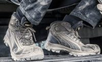 What is a safety shoe - steel toe boot