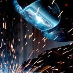 Safety footwear for welders and the steel industry