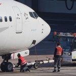 Chaussures de sécurité pour les services aéroportuaires