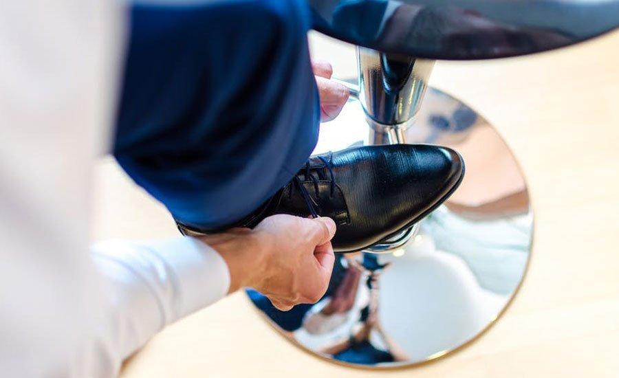 Como se lleva el calzado de seguridad - Safety Shoes Today