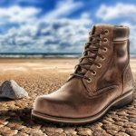 Leather safety shoes and rubber boots safetyshoestoday