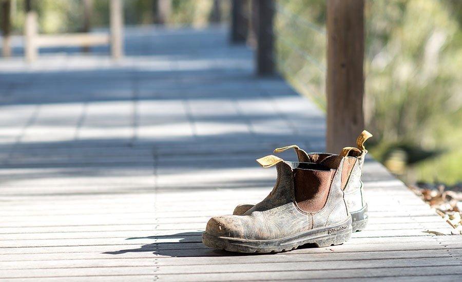 Calzature di sicurezza per piedi che sudano molto - Safety Shoes Today