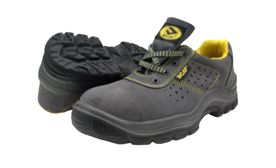 S1P safety shoes - safetyshoestoday