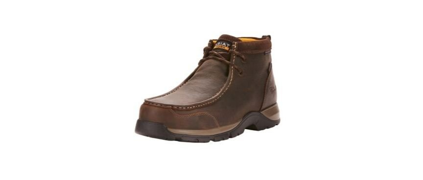 ariat safety shoes