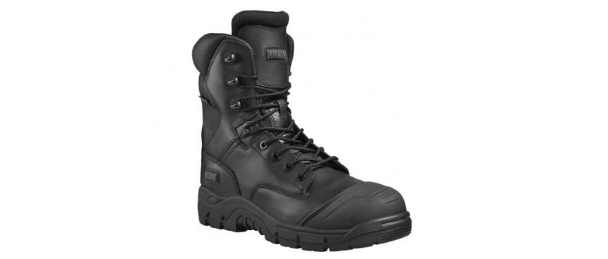 Safety boots Magnum safetyshoestoday