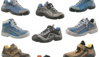 Marcature delle calzature professionali – categorie di sicurezza