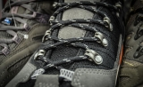 Lacing systems for safety footwear