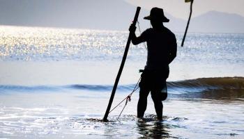 Calzature di sicurezza per la pesca
