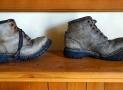 Tipos de goma y de materiales poliméricos para calzado de seguridad