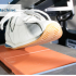 Soft toe safety footwear