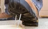 Calzature di sicurezza antiperforazione