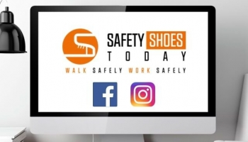 Safety Shoes Today atterra sui Social